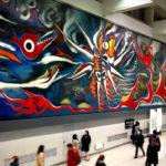 岡本太郎美術館にいってきたら、命削り取られました