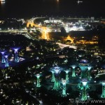 シンガポールの見どころ〜マリーナベイサンズは夜景もいいけど朝焼けも〜