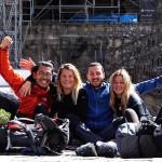 【スペイン巡礼30日目】780km踏破!到着サンティアゴ・デ・コンポステーラ!