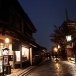 京都は着物で観光するし、雨の日も楽しめるよという話