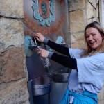 【スペイン巡礼6日目】発見!「ワインの泉」無料ワイン飲み放題スポット