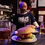【スペイン巡礼24日目】ボカディージョだけじゃない!至高の本格ハンバーガー!