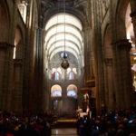 ボタフメイロによる魂の浄化。サンティアゴ・デ・コンポステーラ最後のミサ