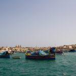 碧い海、蒼い空。マルサシュロックで特別なマルタのランチを!